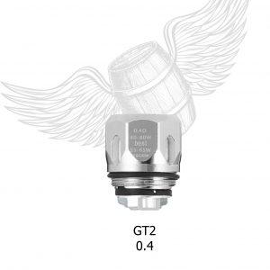 Resistencias GT2 0.4OHM Vaporesso