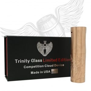 US.1 MECH MOD Limited Edition COPPER TRINITY GLASS VAPE