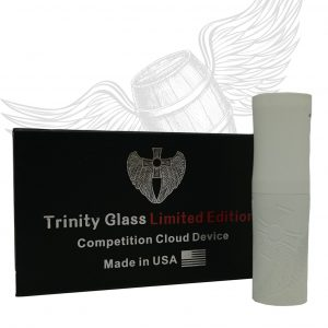US.1 MECH MOD Limited Edition BLANCO TRINITY GLASS VAPE