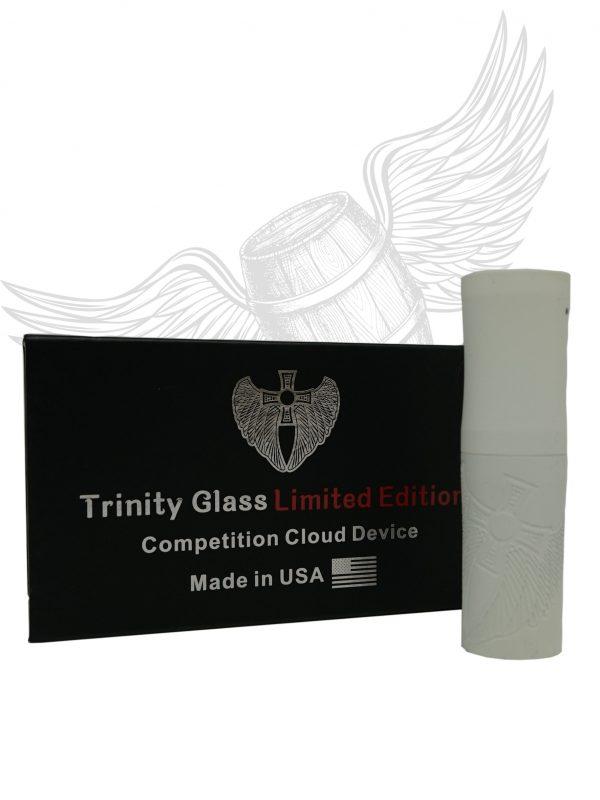 US.1 MECH MOD Limited Edition BLANCO TRINITY GLASS VAPE