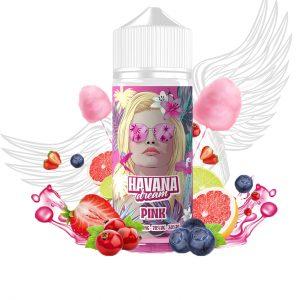 PINK HAVANAPINK HAVANA DREAM TPD 100ML 0MG DREAM TPD 100ML 0MG